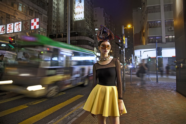 Paolo Guadagnin captured Hong Kong Dreaming story