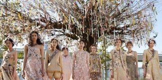 Dior sfila a Tokyo con la sua collezione Haute Couture fashionpress.it