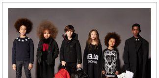 Givenchy, prima collezione kidswear fashionpress