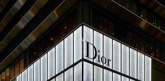 La House of Dior Ginza fashionpress.it