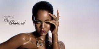 Chopard svela Rihanna ♥ Chopard