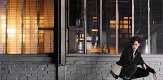 Kristen Stewart per la Gabrielle Bag di Chanel