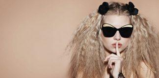 Chanel Lottie Moss Campagna Pubblicitaria Occhiali