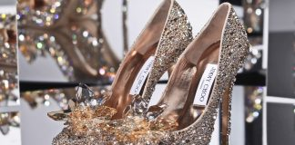 La nuova scarpetta di Cinderella secondo Jimmy Choo