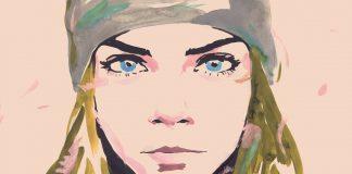 Cara Delevingne diventa un cartone animato Chic per Chanel