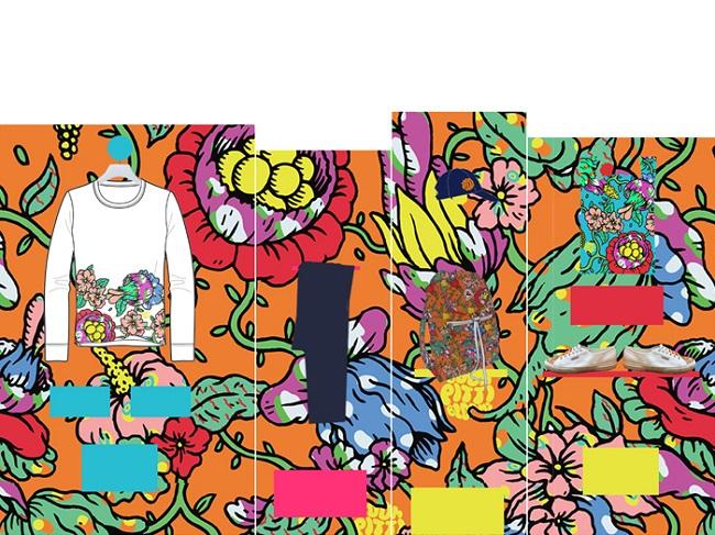 """Pitti Uomo 92: """"Boom, Pitti Blooms"""" diventa una capsule collection in Rinascente"""