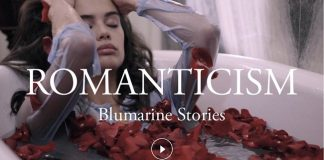 Blumarine Stories Romanticism