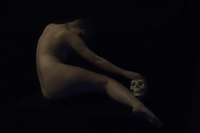 Ronald Martinez, Nu Divin n. 6, Fotografia. Courtesy 29 Arts in Progress, Milano