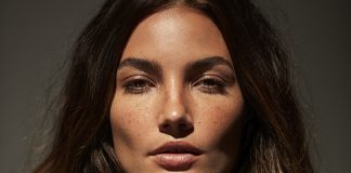 Tomás de la Fuente for TELVA MAGAZINE with LILY ALDRIDGE fashionpress.it