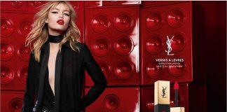 Yves Saint Laurent rilancia la collezione iconica di YSL Beauté Vernis à Lèvres