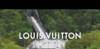 collezione Cruise 2018: Louis Vuitton in Giappone