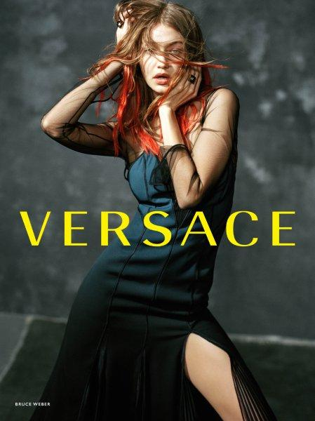 Bruce Weber, per Versace campagna manifesto di unità e ottimismo