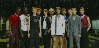 Grand Palais, Kris Van Assche svela la collezione estate 2018 per Dior Homme