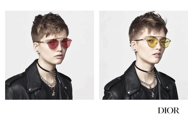 DIORSOREALPOP AD Campaign fashionpress.it