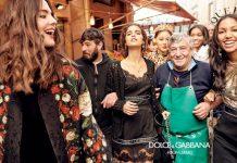 Dolce&Gabbana, la nuova Adv firmata da Luca & Alessandro Morelli