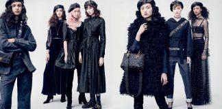 Dior Campagna Fall Winter 2017.18 gli scatti di Brigitte Lacombe fashionpress
