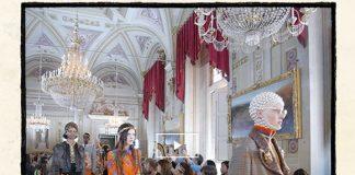 La sfilata Gucci Cruise 2018 a Palazzo Pitti, Firenze