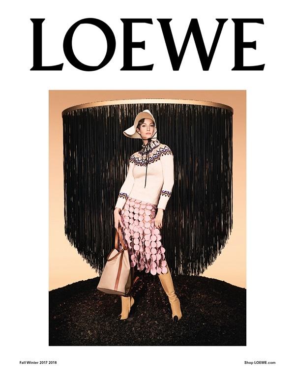 Steven Meisel firma la nuova campagna di Loewe