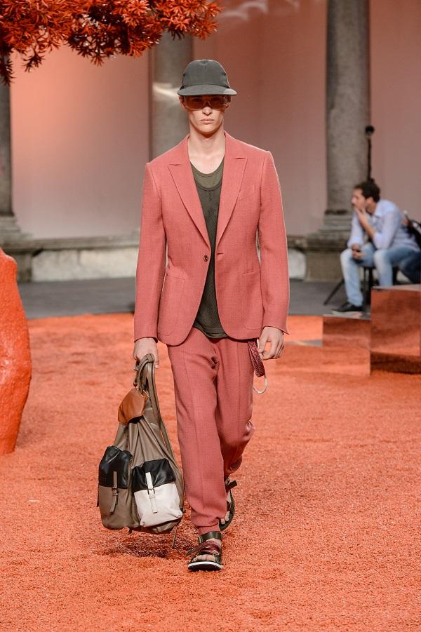 Milano Moda Uomo Ermenegildo Zegna - Estate 2018 fashionpress