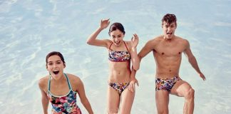 Speedo firma lo stile teenager per l'estate 2017 fashionpress.it