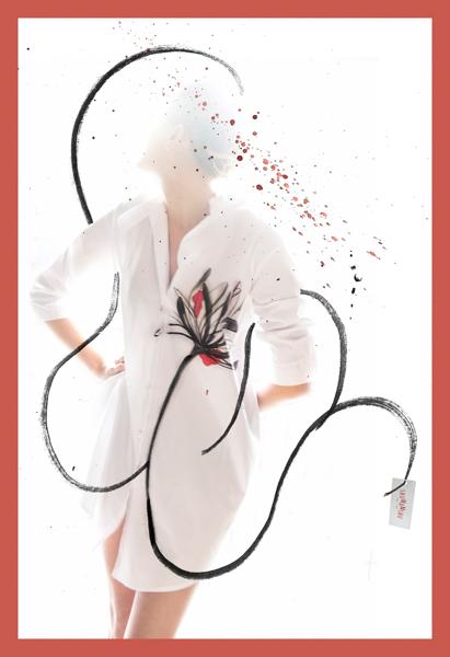 "Shumamshu ""Martino Midali Icona Fashion"" in mostra allo Spazio HC Artfactory"