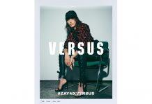 Zayn Malik, capsule per Versus Versace