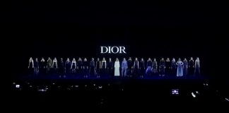 Dior - I Feel blue a Shanghai