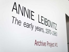 Annie Leibovitz, the Early Years, 1970-1983 Archive Projetc #1