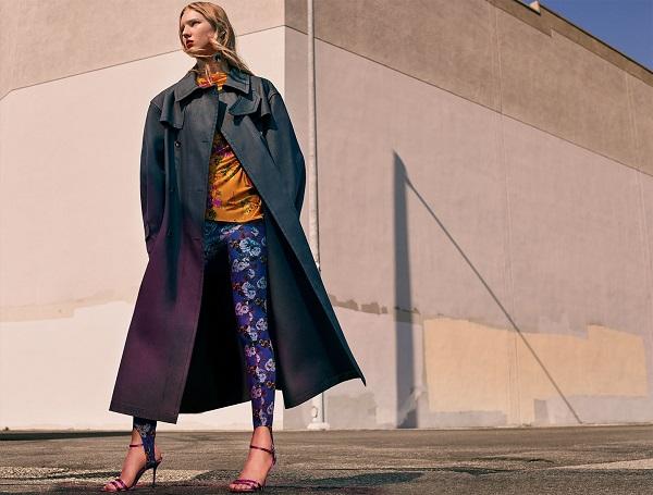 City Lights Zara Collezione Pre-Fall 2017, la nuova campagna pubblicitaria