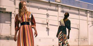 City Lights Zara Collezione Pre Fall 2017, la nuova campagna pubblicitaria
