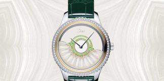 Dior Grand Bal Plume Versione Malachite