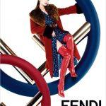 Gigi Hadid & Kendall Jenner for Fendi Fall Winter 2017.18