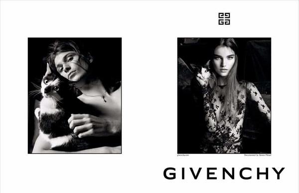 La prima campagna di Clare Waight Keller per Givenchy