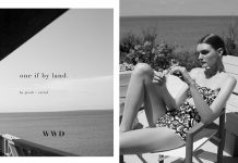 Swimwear | One If by Land by Jacob + Carrol