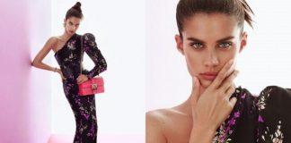 Sara Sampaio per Pinko: la nuova campagna pubblicitaria A/I 2017-18
