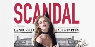 Scandal - Il nuovo profumo femminile di Jean Paul Gaultier