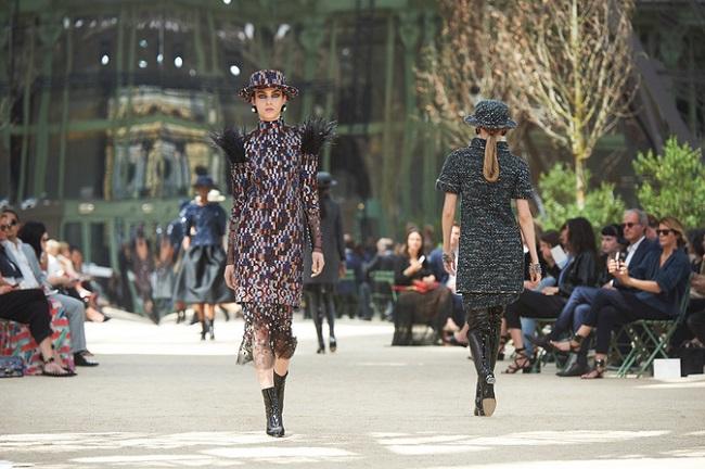 Chanel Sfilata Haute Couture Autunno-Inverno 2017/18