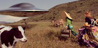 Gucci: la campagna Autunno Inverno 2017 tra fantascienza e retrofuturismo