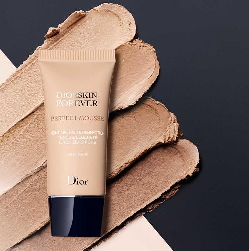 Diorskin Forever, il nuovo Make-Up Dior