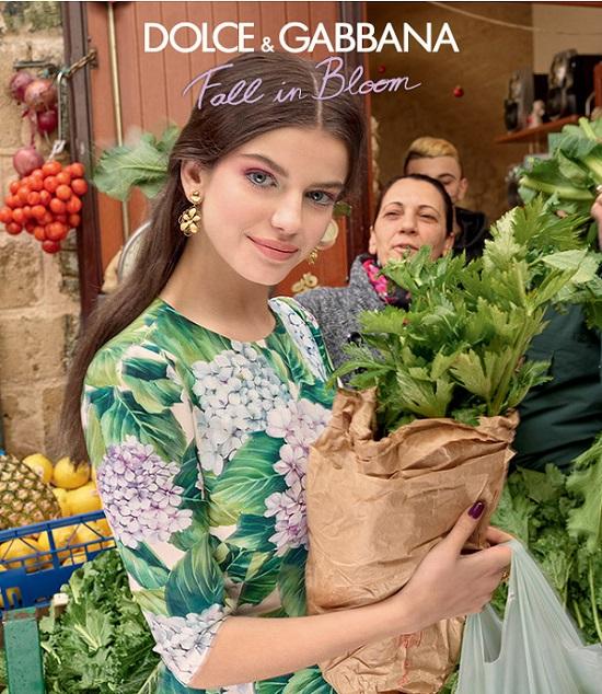 Dolce&Gabbana, la nuova collezione Make Up Fall in Bloom