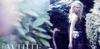 Elisabeth Erm for Marie Claire Russia byAlexandra Utzmann fashionpress