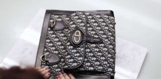 Il Savoir faire della borsa Cabas Dior Oblique il video