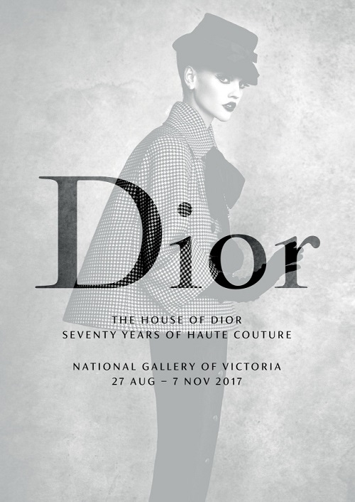 La mostra The house of Dior, seventy years of haute couture.