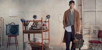 Louis Vuitton, la campagna uomo autunno Inverno 2017