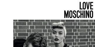 Love Moschino: ispirazione vintage per l'autunno 2017