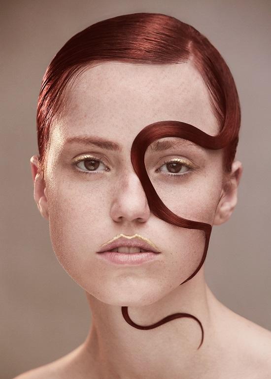 Marcele Heling fotografata daMario Lopes per la RivistaHM fashionpress.it