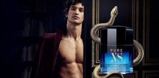 Paco Rabanne profumo Pure XS, la nuova fragranza per l'uomo.