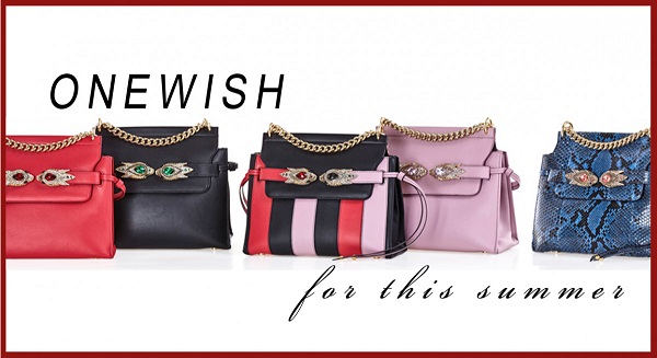 Roberto Cavalli ONEWISH Capsule Collection