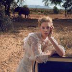 Save the Elephants con @TiffanyAndCo 😍 @Doutzen in the new #Tiffany Save the Wild #collection @ElephantCrisis httpwww.fashionpress.itsave-the-elephants-con-tiffany-co-17272.html …