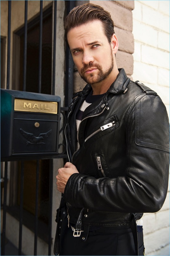 Shane West per David Magazine fashionpress